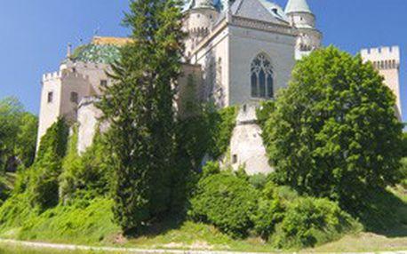 BÁJEČNÝ RELAX v lázeňském městě BOJNICE na Slovensku & třídenní pobyt pro dva s polopenzí v ***hotelu Regia