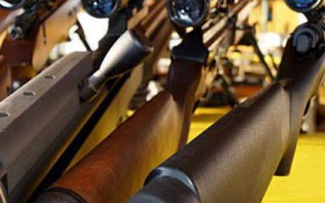 Akce, dobrodružství, zábava, nevšední zážitek! Střelba na střelnici pro dva – střílení ostrými náboji a skutečnými zbraněmi