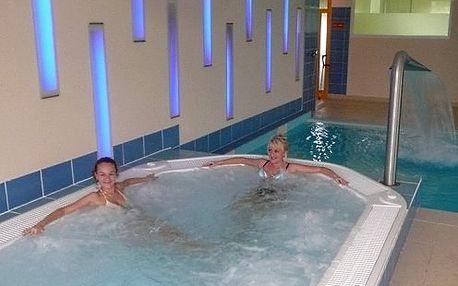 Wellness pobyt pro dva v lázeňském měste Dudince. Hotel s bazénem a vířivkou neomezeně!
