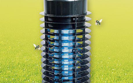 Lampa k hubení hmyzu