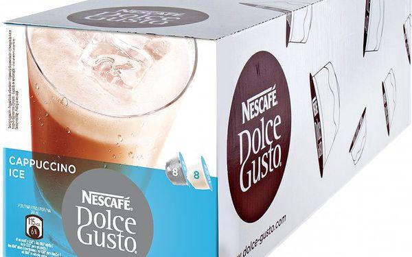 Kapsle Nescafé Dolce Gusto Cappuccino ice 3balení