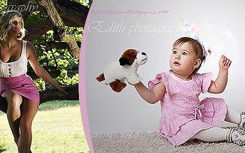 Fotografování portrét, glamour, akt, rodinná fotografie