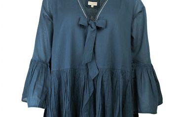 Halenka Frill Marine blue