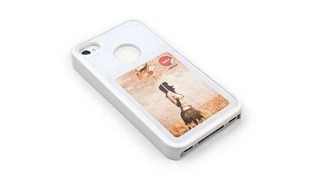 Iphone rámeček na fotku bílý