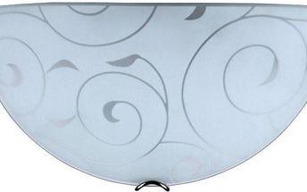Nástěnné svítidlo Rabalux Harmony 3851 bílá, vzor