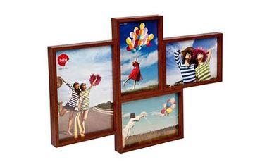 Rámeček na čtyři fotky 13x18 cm + 3x10x15 cm