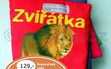 Zvířátka Polštářková knížka