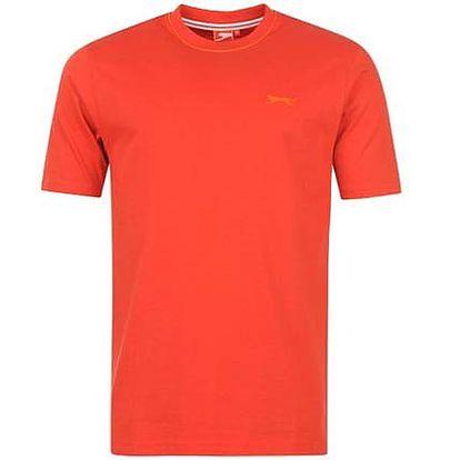 Pánské tričko Slazenger oranžové