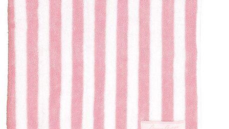 Osuška Candy pink 70x140