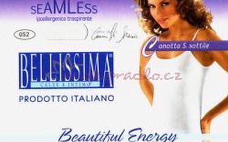 Dámská bezešvá košilka Bellissima canotta