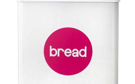 Plechová dóza Bread neon pink