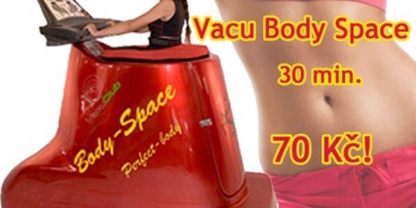 30 min. cvičení na VACU BODY SPACE pro efektivní hubnutí! Profesionální studio Perfect Body na Praze 4!