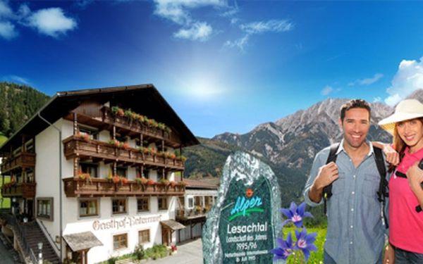 Senzační 5DENNÍ pobyt s POLOPENZÍ v nádherném hotelu Gasthof Paternwirt jen za 3470 Kč! Prožijte podzimní dovolenou v přírodním ráji na pomezí Korutan a Východního Tyrolska v překrásném horském údolí Lesachtal!