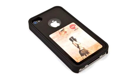 Iphone rámeček na fotku černý