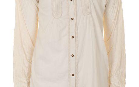 Bavlněná košile Magdalena White