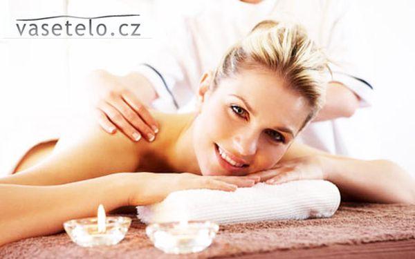 120 minutová masáž celého těla