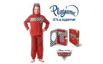 Pyžamo Auta