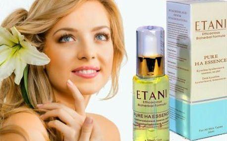 Sérum ETANI Kyselina hyaluronová proti vráskám a stárnutí.