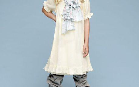 Kalhoty Tia - skvělé trendy kalhoty s vysokými panty