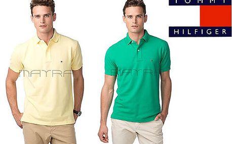 Polokošile luxusní značky Tommy Hilfiger za CenyNaDne si nemůžete nechat ujít!