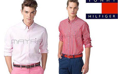 Luxusní košile značky Tommy Hilfiger nyní za CenyNaDne jen pro Vás