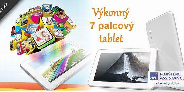 Potěšte své děti, ale i známé, rodinu či drahou polovičku perfektním tabletem plných funkcí!