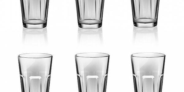 Elegantní sklenice FAME 400ml, 6 ks (306052)