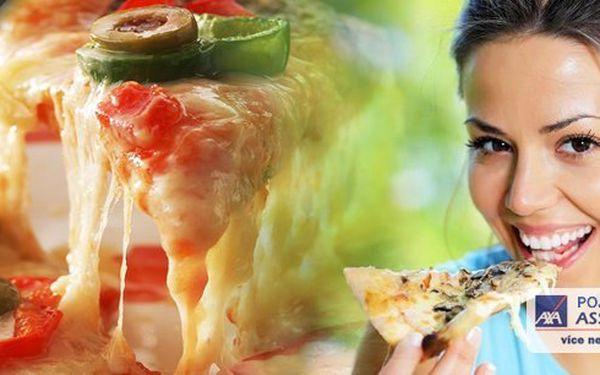 Skvělá akce vOriginal Cappuccini Restaurant - 2x pizza s sebou za parádní cenuse slevou 50%!!!Pochutnejte si doma na výborné pizze!!!
