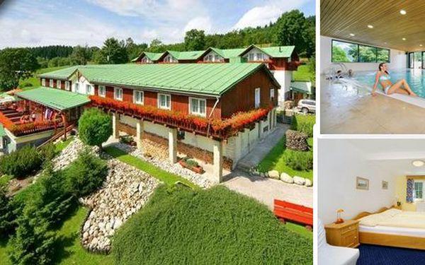 KRKONOŠE - pobyt v nádherném hotelu Olympie***+ Špindlerův Mlýn pro 2 osoby na 3 dny s polopenzí s malebným výhledem na údolí Svatého Petra. V ceně whirpool, sauna, bazén, SpindlCard a další bonusy!!! Děti do 9,9 let ZDARMA!