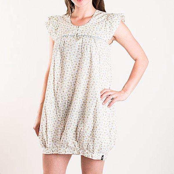 Kytičkované šaty Fenchurch