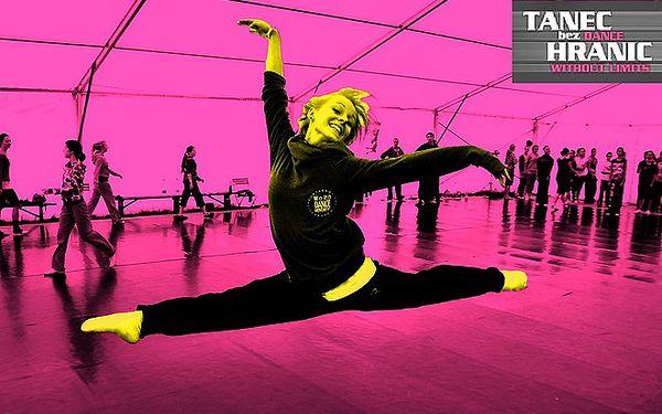Tanec bez hranic 2013