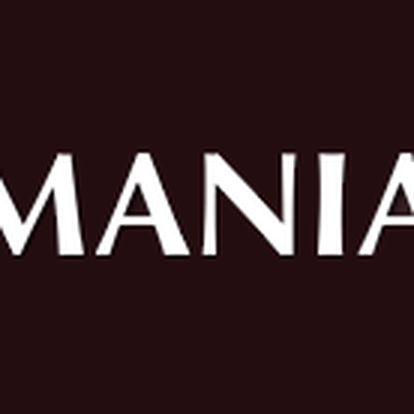 Mania v OC Nový Smíchov - 250 Kč sleva při nákupu zboží nad 1000 Kč