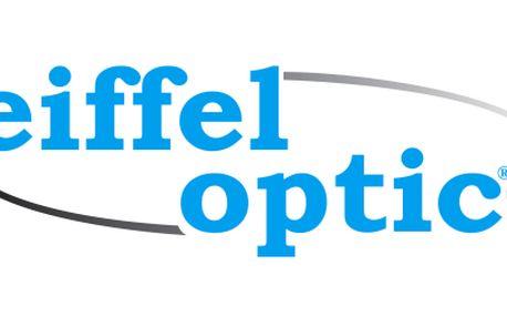Eiffel Optic v OC Nový Smíchov - Unikátní kupón pro Skrz.cz: 400 Kč na nezlevněné dioptrické obruby a sluneční brýle při nákupu nad 2000 Kč