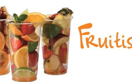 Fruitisimo v OC Nový Smíchov - 30% sleva na drink Fruitisimo Speciál 0,4l