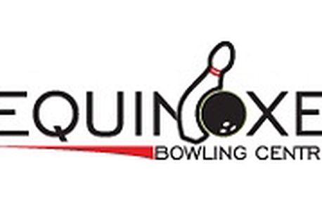 Bowling Equinoxe v OC Nový Smíchov - 4 piva zdarma ke každé hodině bowlingu
