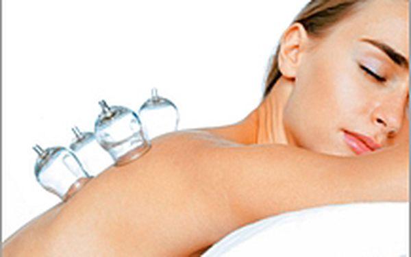Unikátní masáž baňkování