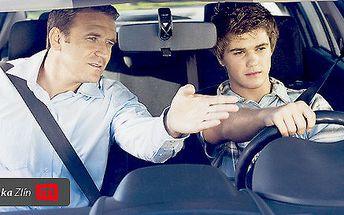 Kondiční jízda v autoškole