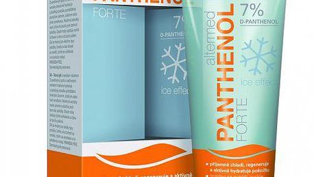 Omega Altermed Panthenol Forte 7% tělový gel ICE EFFECT