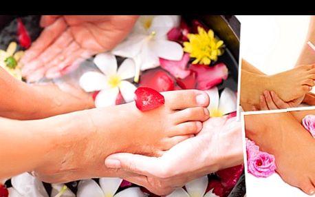 Kompletní wellness VANILKOVÁ PEDIKÚRA VČETNĚ MASÁŽE plosek nohou a PARAFÍNOVÉHO zábalu za super cenu 199 Kč! Užijte si dokonalý relax během profesionální pedikúry v RELAX CLUBU na Hradčanské!
