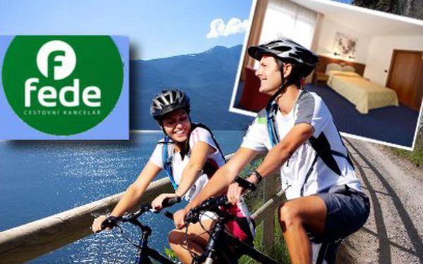 5dňový cyklozájazd do Talianska za 242 eur! Nádherné okolie jazera Lago di Garda!