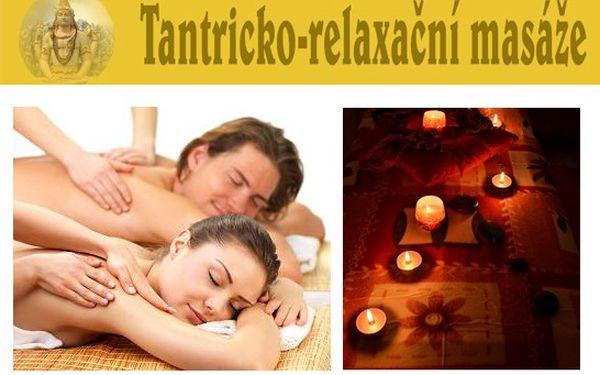 Tantricko-relaxační masáž pro kamarádky nebo páry!