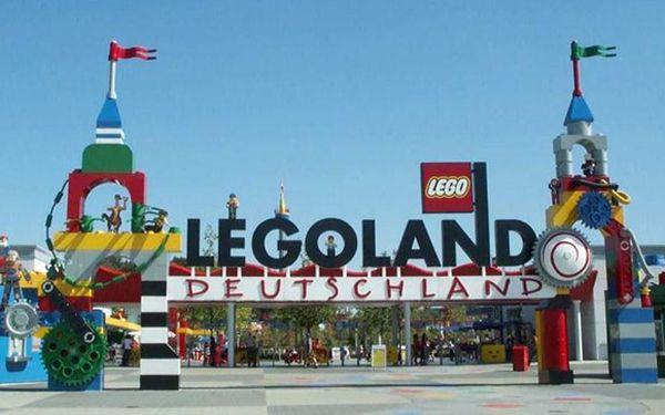 Zájezd do Legolandu za akční cenu s TOP cestovatel
