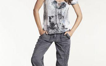 Kalhoty Tindra z velmi příjemného materiálu