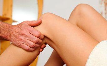 Detoxikační ruční lymfatická masáž se slevou od 69 %