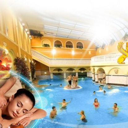 Hotel Babylon**** exkluzivně na HyperSlevách! Dva dny se SNÍDANÍ, neomezeným AQUAPARKEM a vstupem do nádherného ANTICKÉHO WELLNESS, jen za 2880 Kč PRO DVA!
