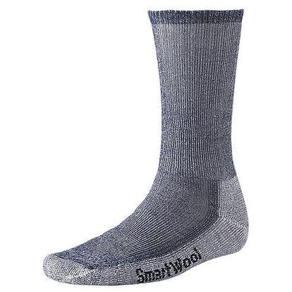 Pohodlné pánské ponožky SMARTWOOL Hiking Medium Crew Navy XL