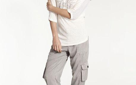 Kalhoty Tia Pinquin z velmi příjemného materiálu