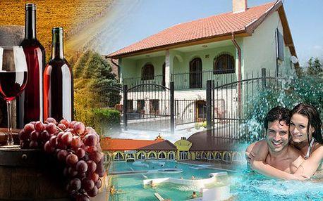 Relaxační pobyt v termálních lázních na Slovensku!
