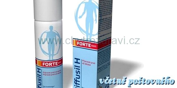 Diffusil H Forte B85, 150 ml,vč.poštovného 160 Kč