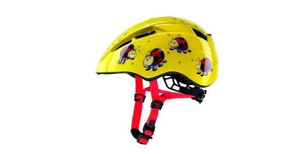 Dětské lehoučké helmy Uvex Kid II Bugs uni (45-52cm)